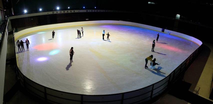 Centar Skenderija: U nedjelju besplatni termini za Ljetno klizalište
