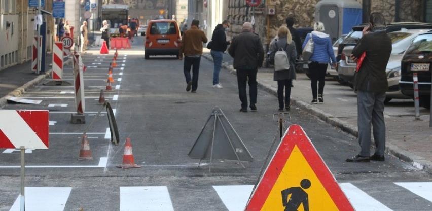 Završeni radovi na sanaciji saobraćajnice u ulici Danijela Ozme