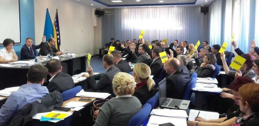 Skupština TK usvojila Prijedlog budžeta za narednu godinu