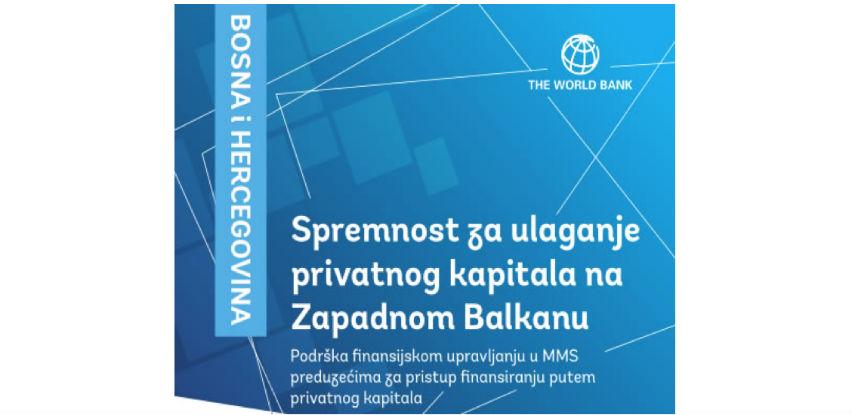 Radionica: Spremnost za ulaganje privatnog kapitala na Zapadnom Balkanu