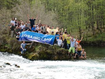 Pobjeda ekologa: Poništena ekološka dozvola za MHE Medna na rijeci Sani