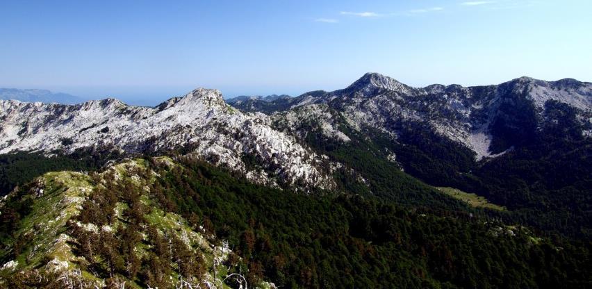 Područje Orjena i Bijele gore proglašeno zaštićenim područjem