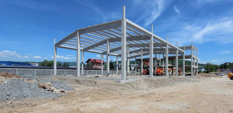 DHL u Rajlovcu gradi novu upravnu zgradu i skladišni centar