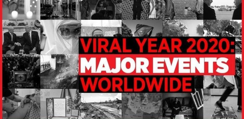 Svijet u 2020: Pandemija COVID-19, rat u Nagorno-Karabahu, Biden predsjednik SAD-a