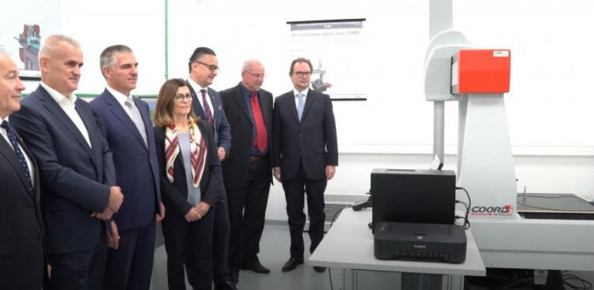 U Mostaru otvoren Centar za kompetenciju koordinatnog mjerenja (VIDEO)