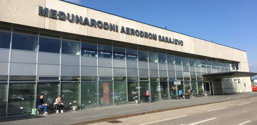 Sarajevski aerodrom zabilježio najprometniji mjesec u posljednje dvije godine