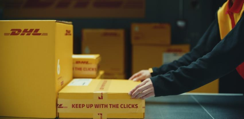 DHL globalnom kampanjom naglašava svoju podršku industriji e-trgovine