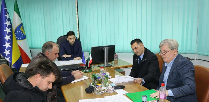 Potpisan ugovor od 600.000 KM za izgradnju dionice Donji Kakanj – Kondžilo