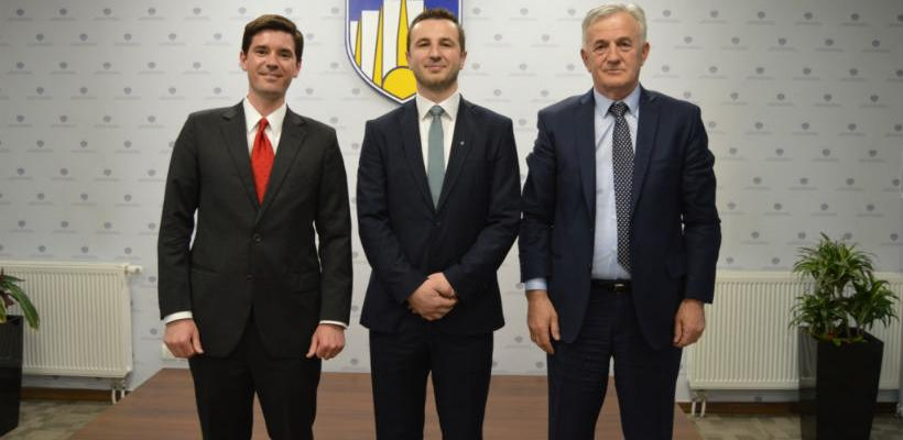 Predstavnici Američke ambasade u BiH posjetili Općinu Novi Grad Sarajevo