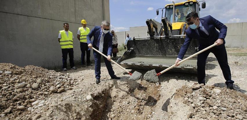Nakon osam godina počeli radovi na nastavku gradnje zatvora u Jasenici