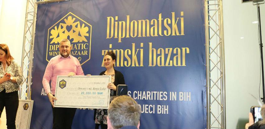 Addiko banka i ove godine podržava Diplomatski zimski bazar