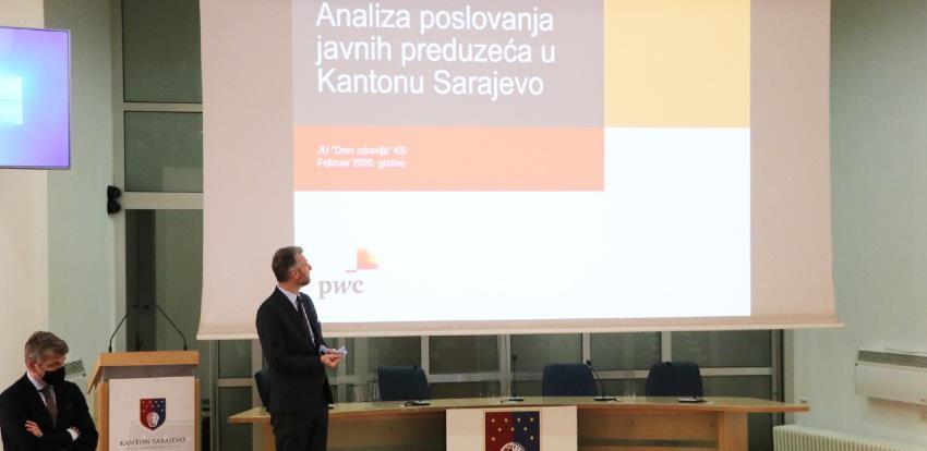 Počinje proces objedinjavanja javnih nabavki u zdravstvenom sektoru Kantona Sarajevo