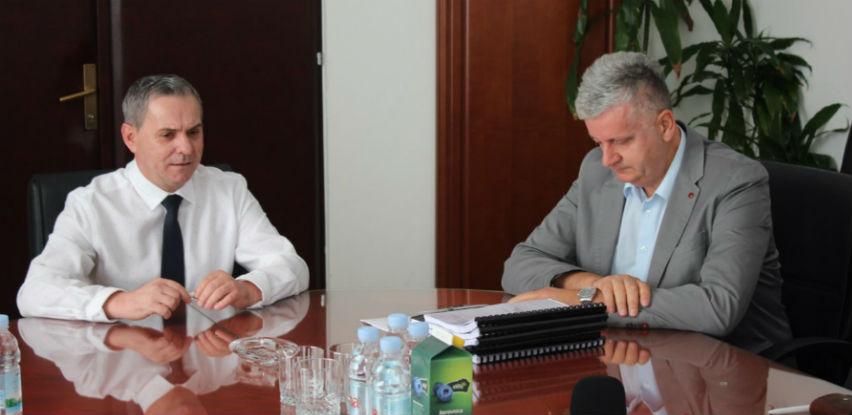 Potpisan ugovor o izgradnji sustava navodnjavanja Višićke kasete