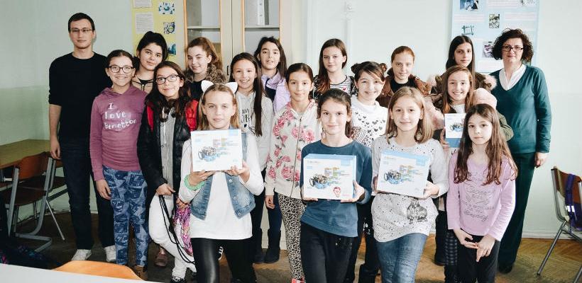 SPARKreatorice: Završena edukacija 20 škola uključenih u projekt