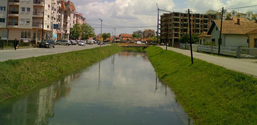 Sutra počinje uređenje kanala Dašnica u Bijeljini
