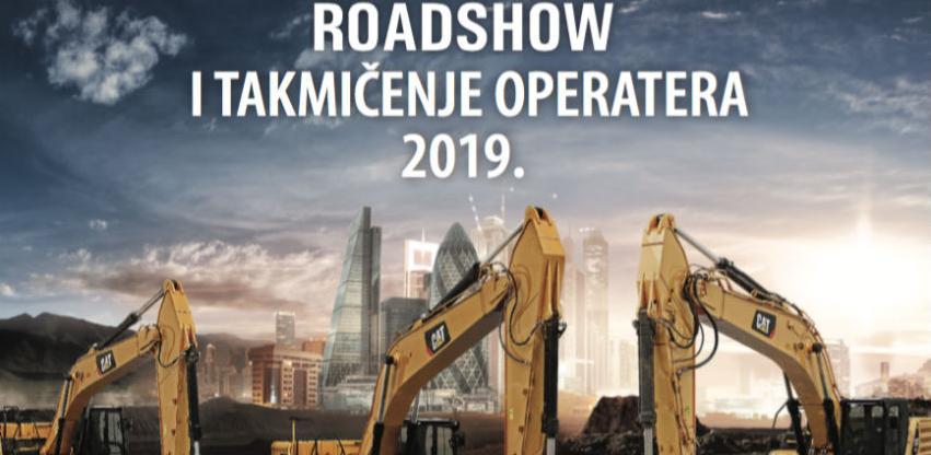 2019 Caterpillar Road Show i takmičenje operatera u maju u Sarajevu