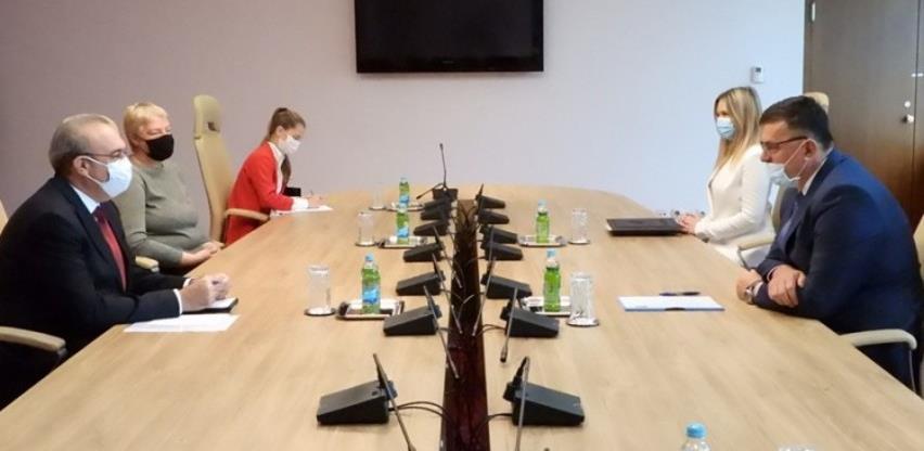 BiH - Turska: Sporazum o slobodnoj trgovini unaprijedit će ekonomske odnose
