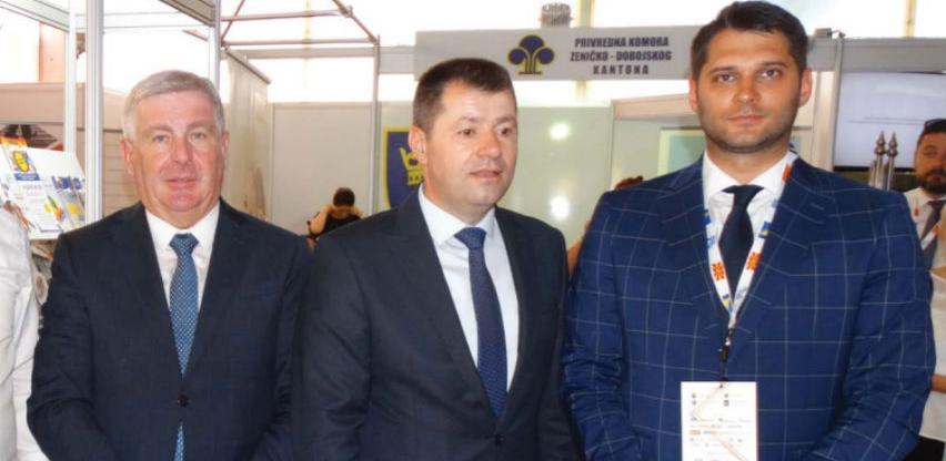 Crnogorska delegacija u Tešnju: Opština privrednog procvata primjer za region