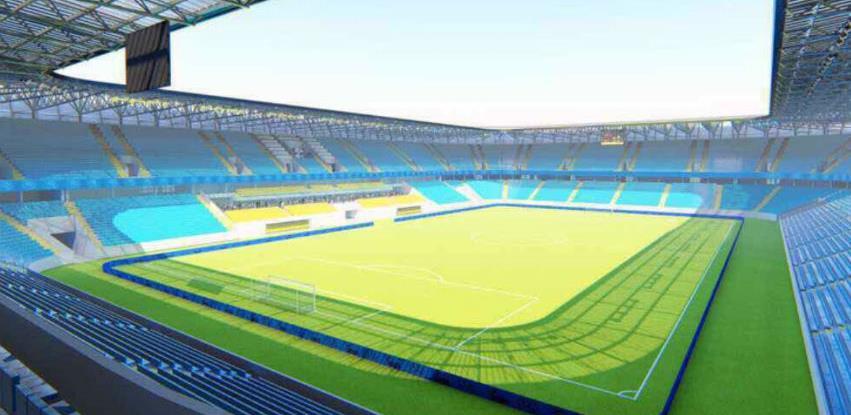 Novi stadion reprezentacije BiH će se zvati 'BiH arena'