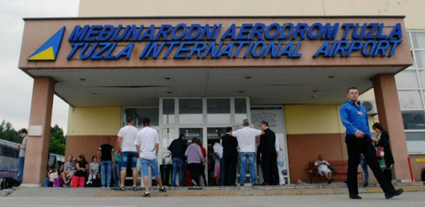 Rekordna prva polovina godine za Aerodrom Tuzla