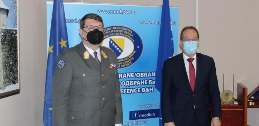 Nastavak uspješne saradnje EUFOR-a i Oružanih snaga BiH je neupitan