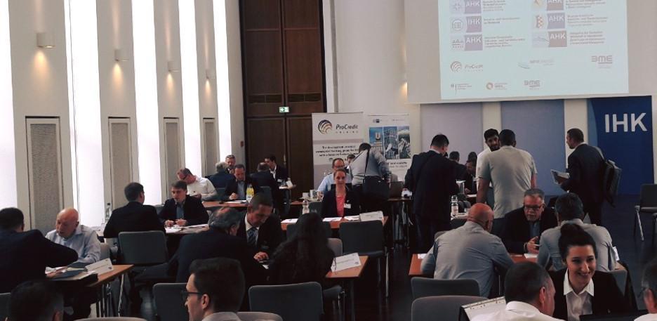 AHK sa bh. kompanijama na konferenciji u Dortmundu