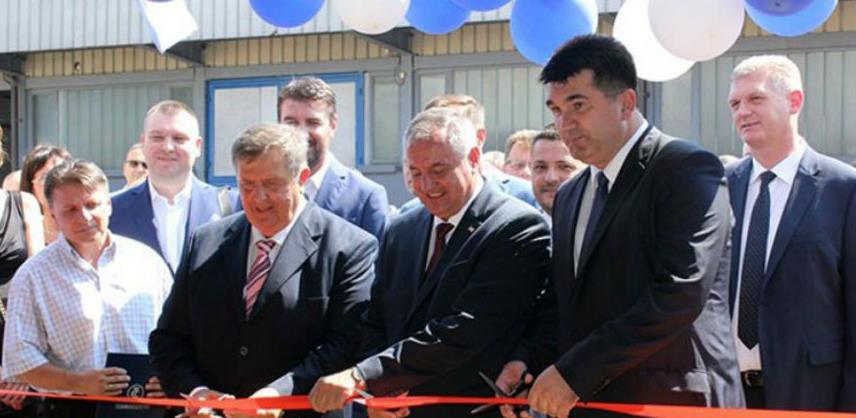 Posao za 50 radnika: U Loparama otvoren novi proizvodni pogon