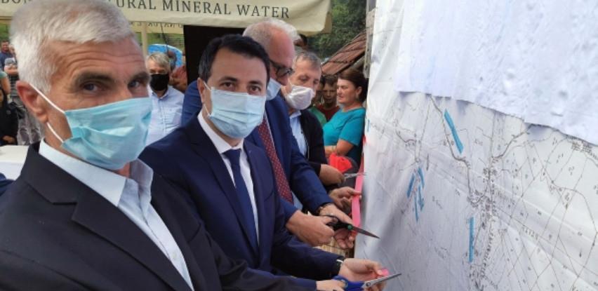 Selo Slivno kod Breze dobilo novi vodovod koji će koristiti 150 domaćinstava