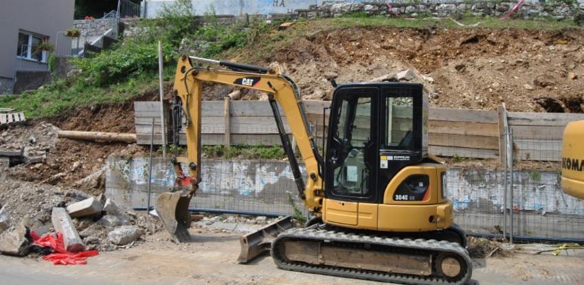 Počeli pripremni radovi na izgradnji novog bloka Opšte bolnice Zvornik