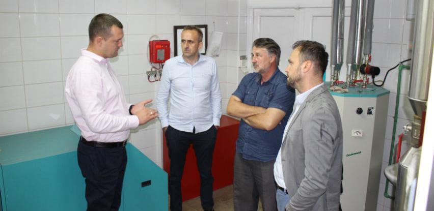 Projekt energijske sanacije: Počinju radovi na ambulanti Tarčin i PU Hadžići
