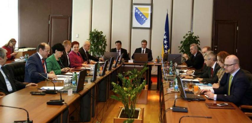 Evropske integracije: Usvojen Zapisnik s drugog sastanka