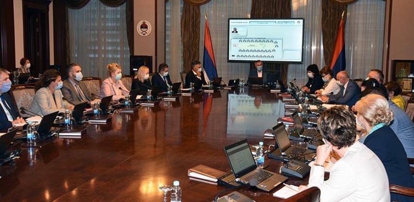 Vlada RS utvrdila 20 ekonomsko-reformskih mjera u osam strukturnih oblasti