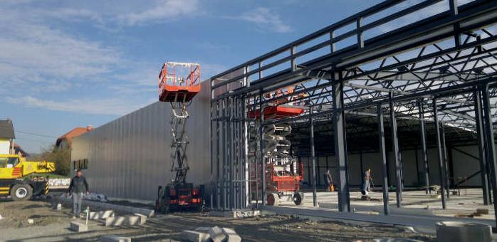 Profil-lsolation pokreće proizvodnju panela za gradnju kuća