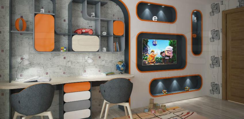 Planirate uređenje dječije sobe? Inside tim donosi vam rješenje!