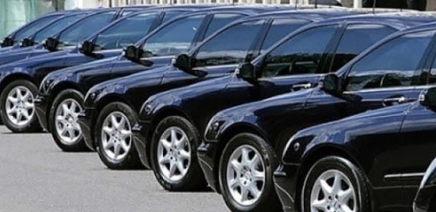 Dosad evidentirano 1.828: Sva službena vozila morat će biti obilježena