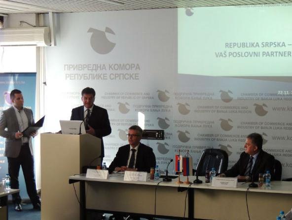 Poslovni susreti dobra prilika za unapređenje saradnje između RS i Slovačke