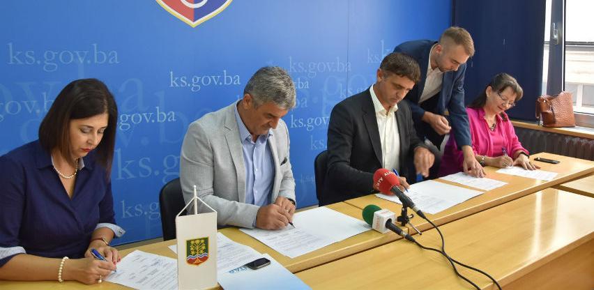 Potpisan memorandum o izgradnji sportske dvorane za učenike, studente i građane