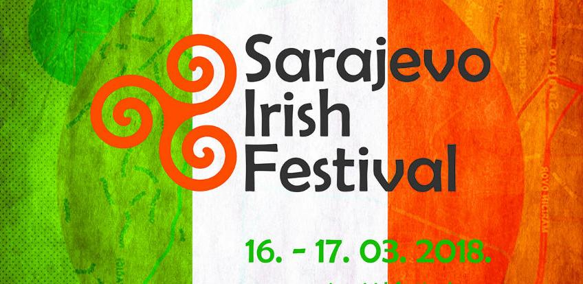 3. Sarajevski Irski festival počinje 16. marta