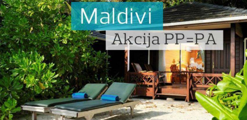 TOP PONUDA Maldivi u junu: 15% popusta i uključena akcija