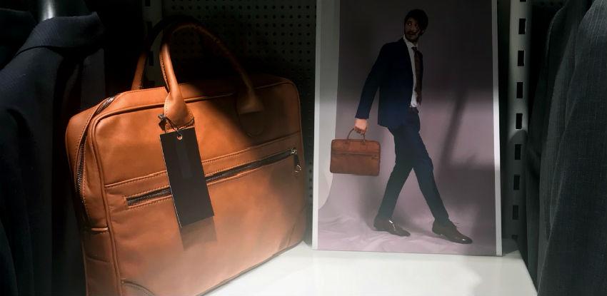 Bh. kompanija iz otpada gotove kože proizvodi putne i modne torbe