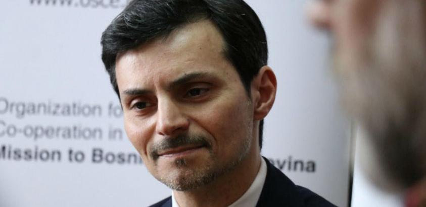 """Minasi: Na prvom """"Poslovnom forumu Italije i BiH"""" 70 italijanskih kompanija"""