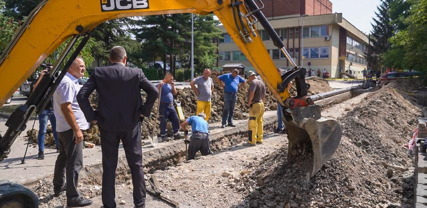 Srebrenik: Projektom toplifikacije grada do smanjenja zagađenja zraka (FOTO)