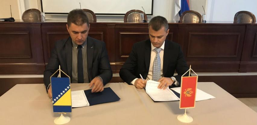 Potpisan Protokol o međunarodnom cestovnom prometu između BiH i Crne Gore