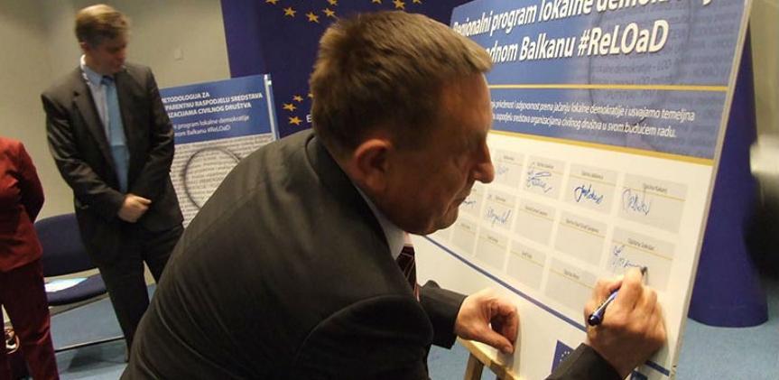 Opština Sokolac među 21 jedinicom lokalne samouprave u ReLOaD projektu