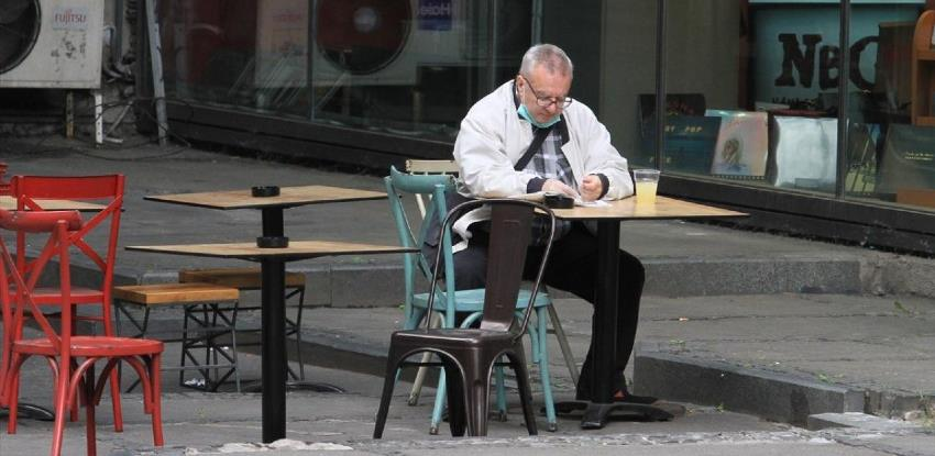 U Republici Srpskoj od sutra dozvoljen rad kafića uz određene uslove