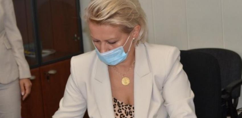 Belma Barlov nova direktorica Zavoda za izgradnju Kantona Sarajevo