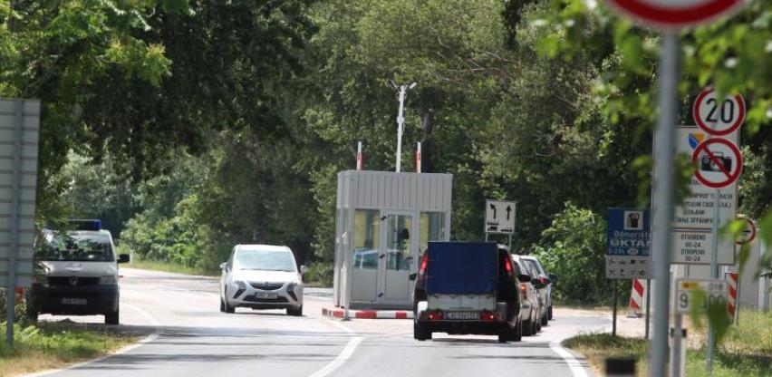Doljani jedini otvoren granični prijelaz, Gabela i Unka zatvoreni do daljnjeg