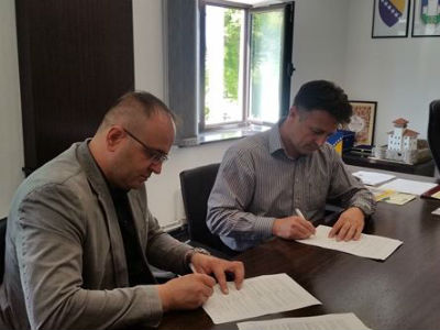 Balegem potpisao ugovor o izvođenju radova na rekonstrukciji ulica