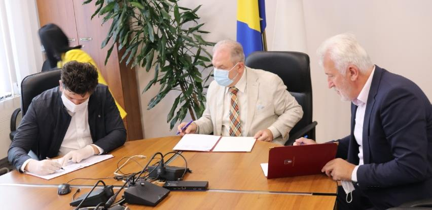 Više od milion KM za sufinansiranje poslovnih zona u Kantonu Sarajevu