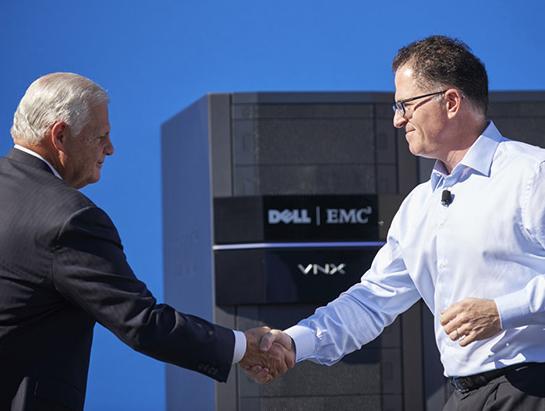 Dell kupuje EMC za 67 milijardi dolara